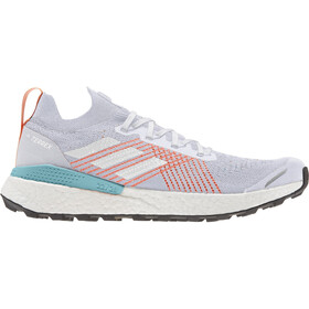 adidas TERREX Two Ultra Parley Trail Running Shoes Men dash grey/footwear white/true orange